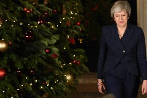 Theresa May wins confidence vote in leadership by big margin