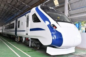 Train 18, India's fastest train, will be called Vande Bharat Express
