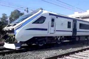 Train-18 gets clearance from CCRS for commercial run; with caveats