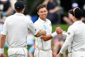 New Zealand back Boult's six-wicket burst with ton opening stand