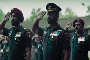 URI   Official Trailer   Vicky Kaushal, Yami Gautam, Paresh Rawal