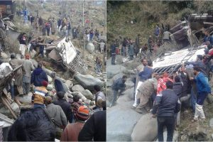 11 killed, several injured after bus falls into gorge in J-K's Poonch