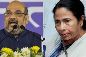 Mamata 'scared' of BJP, suppressing democracy in Bengal: Amit Shah on suspended 'rath yatras'