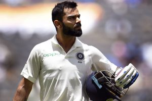 Virat Kohli wants India to be superpower in Test cricket