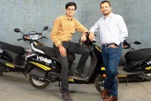 Ola to invest $100 million in scooter sharing startup Vogo to power supply of 100,000 scooters