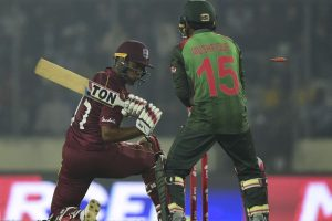 Paul, Lewis hand West Indies T20 series win against Bangladesh