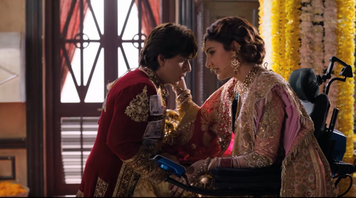 ZERO: Tanha Hua Video | Shah Rukh Khan, Anushka Sharma
