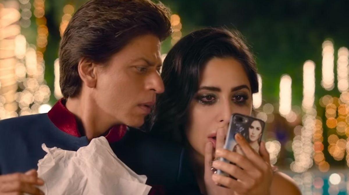 ZERO: Heer Badnaam   Shah Rukh Khan, Katrina Kaif, Anushka Sharma