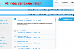 AIBE XIII admit cards to be out soon on allindiabarexamination.com | Check how to download here