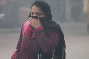 Kolkata's polluted air