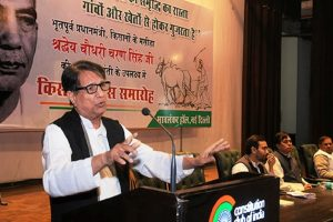 Bulandshahr violence: Ajit Singh charges BJP of trying to protect the accused