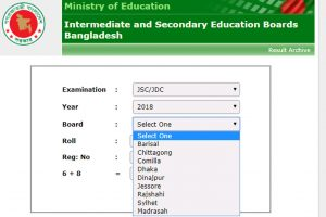 Steps to check JSC, JDC, PEC results 2018 board wise, students from 43 institutions fail | Education Board Bangladesh