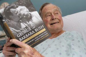 Former US President George HW Bush, who steered America through Cold War, dies at 94