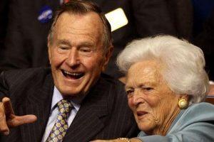 Donald Trump, Barack Obama pay homage to former US President George HW Bush