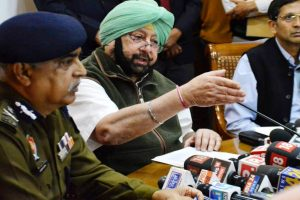 Kartarpur Corridor part of bigger conspiracy hatched by Pakistan Army, ISI: Amarinder Singh