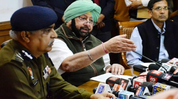 Kartarpur Corridor part of bigger conspiracy hatched by Pakistan Army, ISI: Amarinder Singh