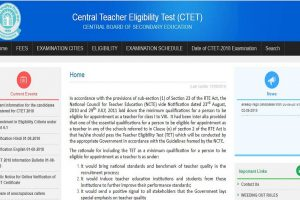 CTET 2018 answer key released at ctet.nic.in | CBSE CTET official website down