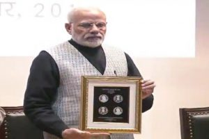 Rs 100 coin released by PM Modi in memory of Atal Bihari Vajpayee