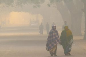 Delhi records lowest temperature for season at 7.6 C on Saturday