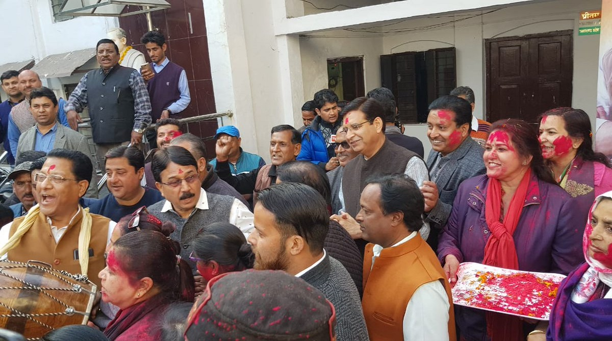 Congress infighting escalates with expulsion of Harish Rawat supporters