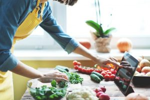 Cooking tasty healthy food can be easier than you think