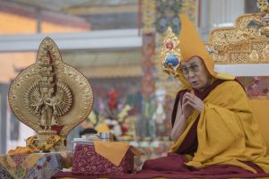 Learn from each other's religion to enrich spiritual experience: Dalai Lama