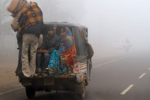 Delhi records coldest morning this season