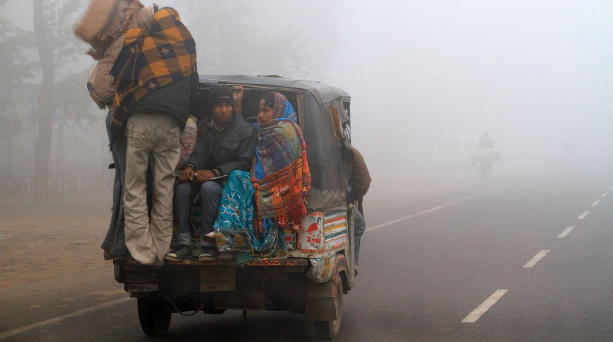 Delhi, Delhi winter, coldest morning