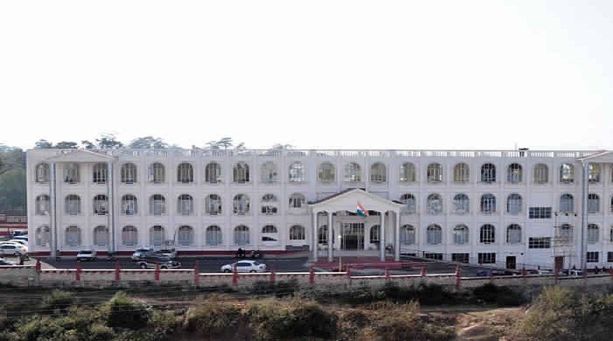Meghalaya HC judge