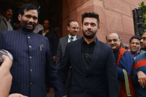 Amit Shah, Jaitley meet Paswans over Bihar seat-sharing