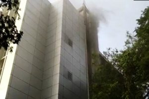 Mumbai Hospital Fire: At least 5 killed, many rescued from ESIC Kamgar Hospital
