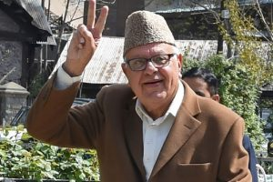 Farooq Abdullah stresses for respect for human rights