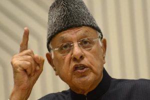 Farooq asks India and Pakistan to replicate Kartarpur corridor in J&K