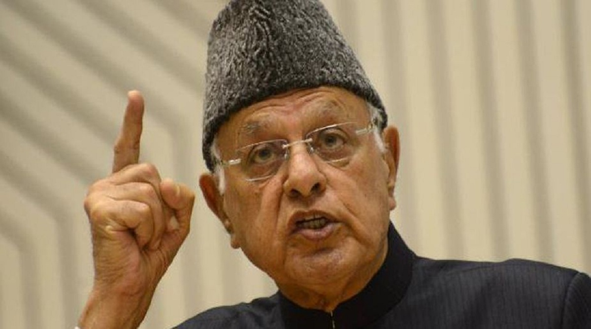Stop following British legacy of divide and rule, Farooq asks Modi