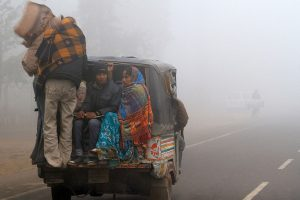 7 killed as 50 vehicles pile up on Haryana's Rohtak-Rewari highway in dense fog
