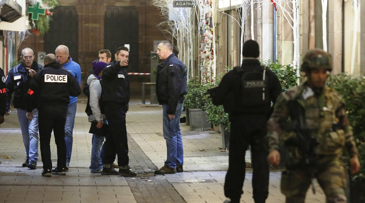 France: 3 killed, several injured as gunman opens fire in Christmas market