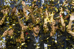 Magaña leads Herediano to 27th Costa Rican league title