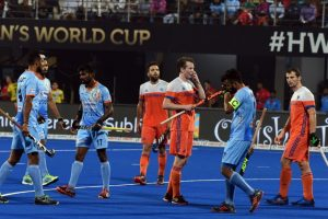 Indian hockey team blames umpires for defeat against Netherlands