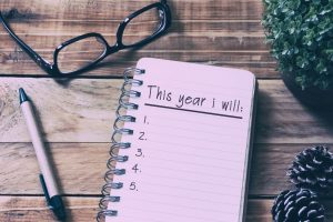 How to keep up with your New Year resolutions?
