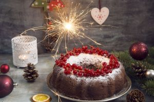 Let's bake a little more for Christmas with mouthwatering cakes