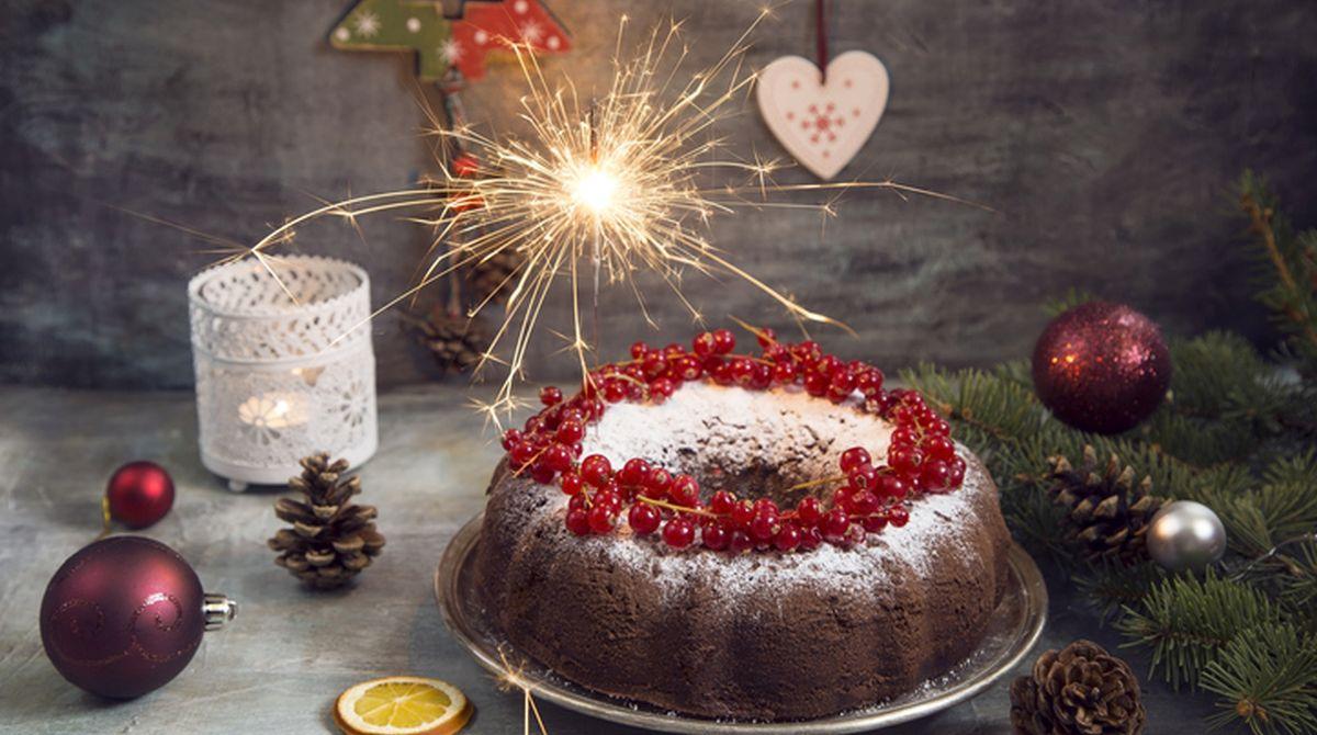 Christmas cake, Christmas 2018, Merry Christmas