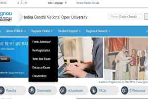 IGNOU releases admit cards for B.Ed. and OPENMAT at ignou.ac.in | Direct link here