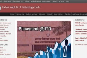 IIT Delhi recruitment 2018: Apply for Executive Assistants posts at iitd.ac.in, all details here