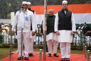 Congress celebrates 134th Foundation Day; evokes Sardar Vallabh Bhai Patel