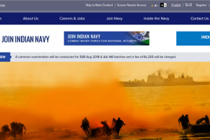 Indian Navy recruitment 2018: Apply for 3,400 Sailor posts at joinindiannavy.gov.in, check details here
