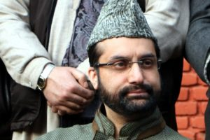 Mirwaiz Umar Farooq put under house arrest in Jammu and Kashmir
