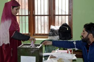 Jammu and Kashmir: 79.9% polling recorded in 8th phase of Panchayat elections