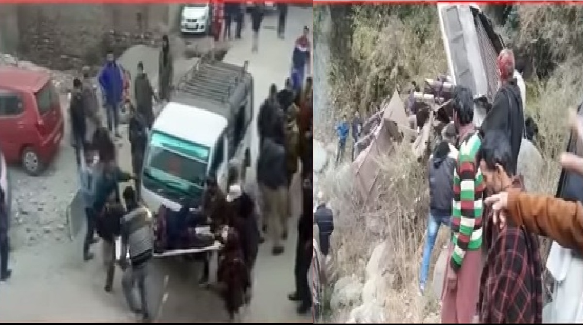Jammu and Kashmir: At least 15 killed, many injured as bus rolls into gorge in Poonch district