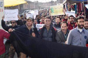 Hurriyat's march to Army Cantonment in Srinagar foiled