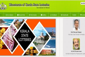 Kerala Win Win W-492 lottery results to be declared today | Check keralalotteries.com for winning numbers